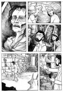Curse Of The Mummy's Stone