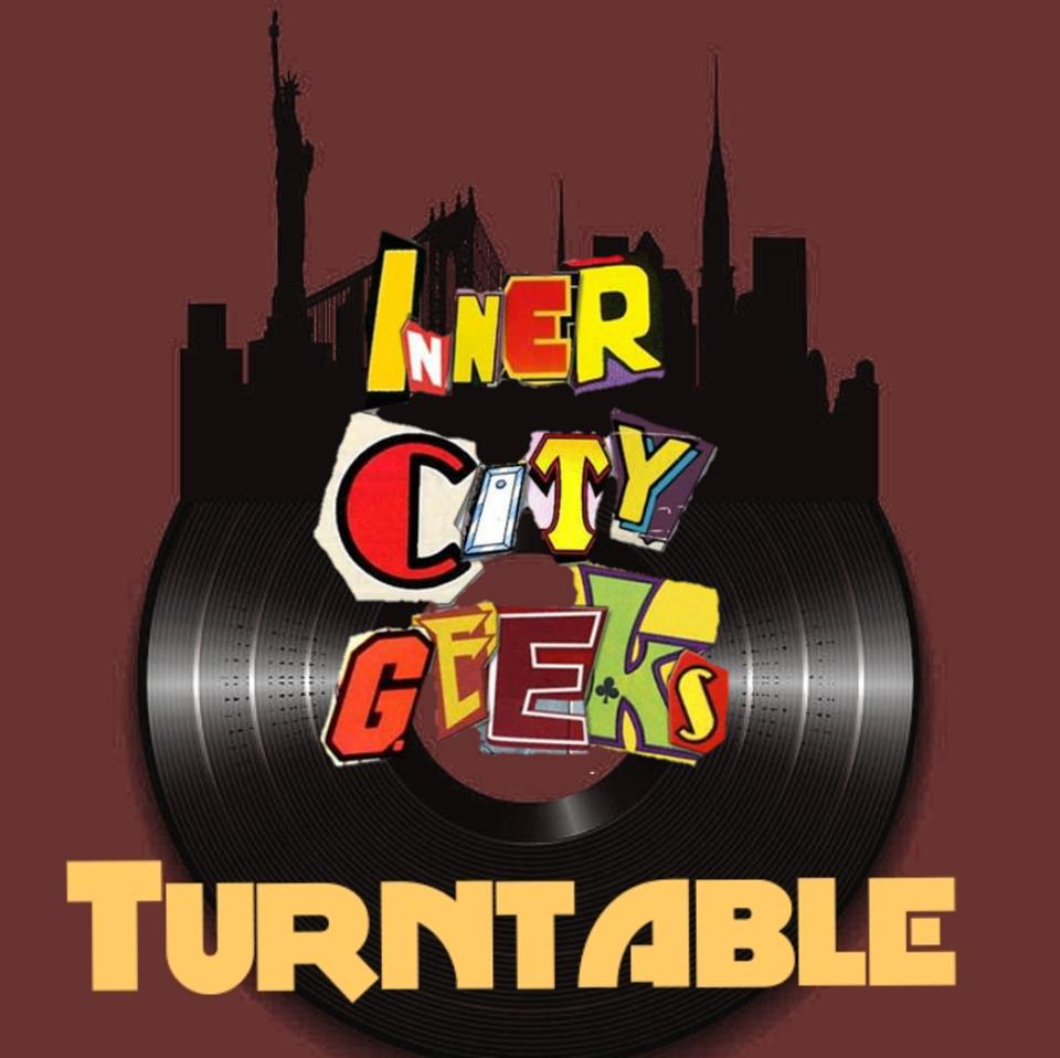 ICG Turntable